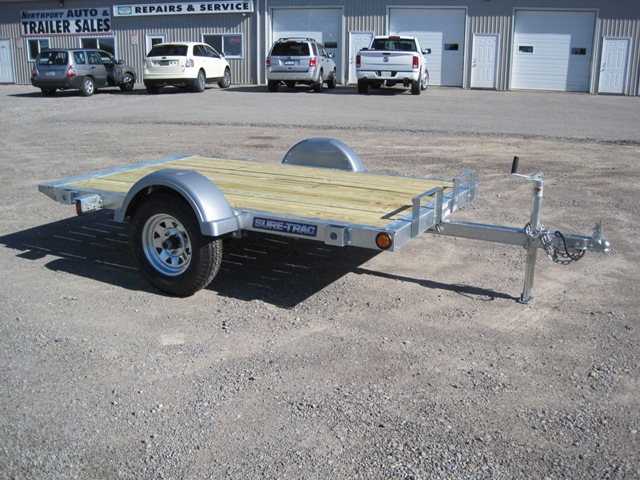 Steel Galvanized Utility Trailer http://northporttrailers.com/2013/karavan-galvanized-5x8-tilt-utility-trailer-stock-13-086-13-087-coming-soon