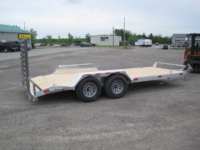 Car Hauler Weight