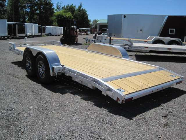 2018 Cargopro Aluminum 20 Ft 10k Open Car Trailer
