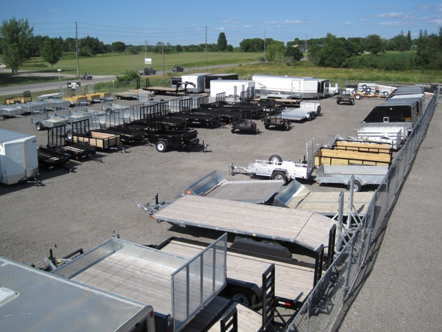 Utility Trailers For Sale Ontario >> Northport Trailers For Sale Ontario New Used Trailers