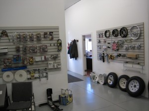 Trailer Parts Department